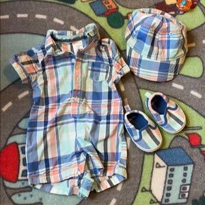 Gymboree outfit 0-3 months